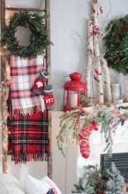 plaid christmas 40 cozy plaid décor ideas for christmas christmas celebration