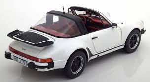 porsche 911 targa white dtw corporation rakuten global market norev 1 18 1987 model
