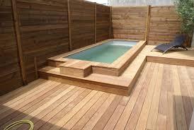 jacuzzi bois exterieur pour terrasse amnagement de terrasse extrieure good idee amenagement terrasse