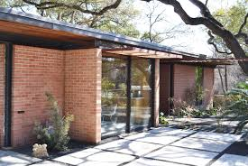 architectures simple mid century home design with white