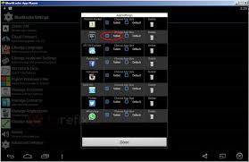 bluestacks settings tips how to change screen size orientation on bluestacks android