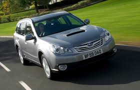 first gen subaru outback subaru outback estate review 2009 2014 parkers