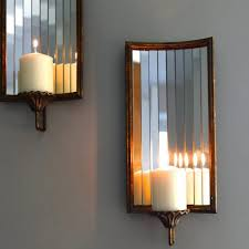 Metal Wall Sconces Wall Ideas Metal Wall Candle Holder Contemporary Metal Candle