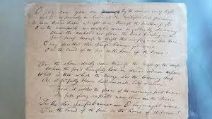 I Pledge Allegiance To The Flag Lyrics Key Pens Star Spangled Banner Sep 13 1814 History Com