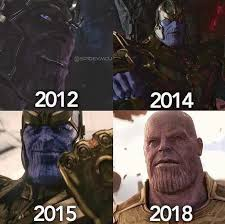 War Meme - thanos gets the meme treatment after the release of the infinity