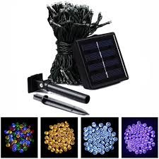 Outdoor Fairy Lights Solar by Compare Prices On Led Solar String Online Shopping Buy Low Price