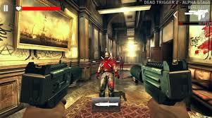 game dead trigger apk data mod dead trigger 2 apk mod plus data unlimited money and gold