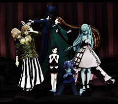 halloween dark forest background 600x600 dark circus anime pictures to pin on pinterest pinsdaddy