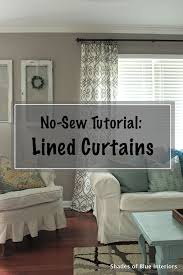 How To Make Drapery Panels With Lining 491 Best Drapes Curtains Panels And More Images On Pinterest
