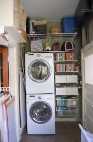 Small Laundry Room Decor Small Laundry Room Ideas Stackable Washer Dryer In Scenic Dryer