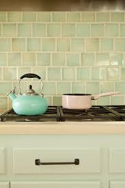 Best Kitchens Images On Pinterest Kitchen Backsplash Ideas - Square tile backsplash