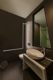 bathroom molding ideas strip lighting with crown molding bathroom interiordesignew com
