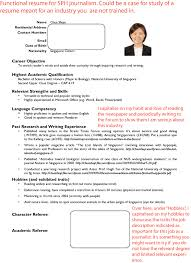 Second Job Resume by Sample Resumes Job Hunter U0027s Guide