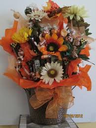 thanksgiving bouquet thanksgiving candy bouquet by bonboni bouquet candy bouquets