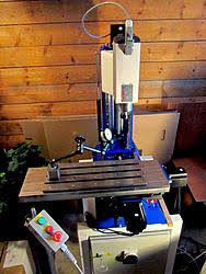 Bench Top Mill Benchtop Machines U003e Diy Benchtop Mill Build Page 3