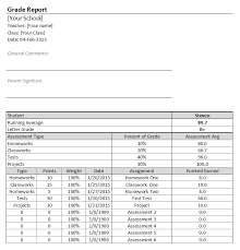 Best Free Excel Templates Best Free Excel Gradebook Templates For Teachers