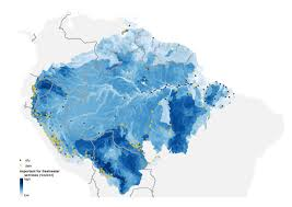 Map International These 7 Maps Shed Light On Most Crucial Areas Of Amazon Rainforest