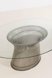 coffee table platner gold plated dining table hivemodern com