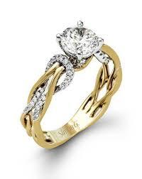 gold diamond rings yellow gold diamond engagement rings 2017 wedding ideas magazine