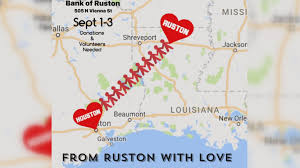 Map Of Shreveport Louisiana by From Ruston With Love