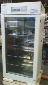 Used Cabinet Incubator For Sale Used Sanyo Mco 80ic 30 Cu Ft Large Capacity Reach In Co2