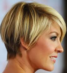 hairstyles for short highlighted blond hair jenna elfman short hair dark underneath with golden blonde