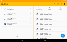 android sql sql client android apps on play