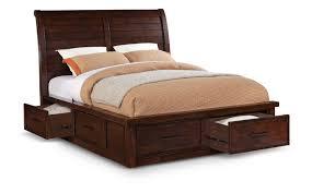 Modern Bed Frame With Storage Furniture Bedroom Furniture With Sleigh Bed And Storage Under Bed
