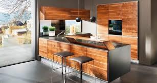 cuisine bois acier cuisine contemporaine en inox en cerisier en hêtre vao by