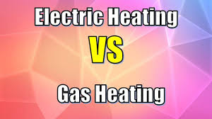 Electric Vs Gas Fireplace by Gas Heating Vs Electric Heating Difference Between Gas Heating