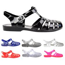 jelly sandals 90s 9 clear jelly shoes ebay modern
