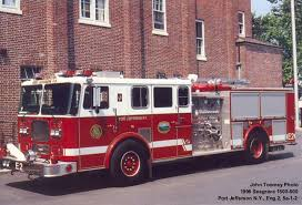 Port Jefferson Car Service Long Island Fire Trucks Com Port Jefferson Fire Department 5a 1 0