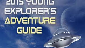 young explorers adventure guide sf for young readers by dreaming