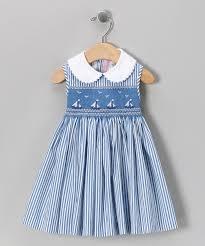 best infant smocked dresses photos 2017 blue maize