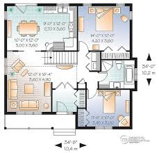 Floor Plan Two Bedroom House 604 Best Tiny House Blueprints Images On Pinterest Small Houses