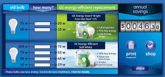 led light consumption calculator calculate light bulb savings with energy efficient soft white bulbs