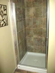 bathroom shower stalls ideas small shower stall best 25 small shower stalls ideas on
