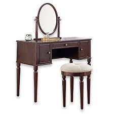 Vanity Table And Stool Set Bella Vanity And Stool Set Bed Bath U0026 Beyond