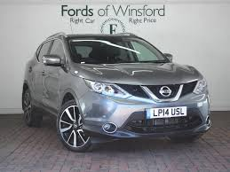 nissan qashqai gun metal used nissan qashqai automatic for sale motors co uk