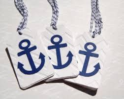 year 2 anniversary giftahoy its a boy anchor gift etsy