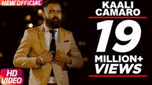 camaro song best kaali camaro 2016 song lyrics collection lyricstashan