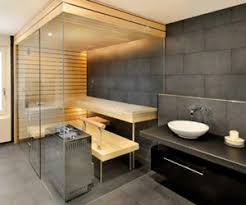 Backyard Steam Room 17 Sauna And Steam Shower Designs To Improve Your Home And Health