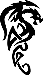 dragon forearm tattoos 38 best drawings of tribal dragon arm tattoos images on pinterest