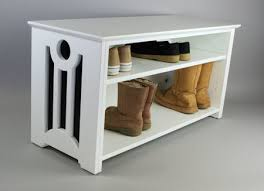 Storage Bench With Shoe Rack Amazing Small Shoe Bench Shoe Storage Bench Chunky Hall Shoe