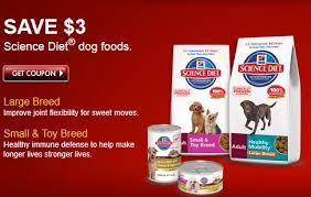 printable coupons and deals u2013 science diet dry dog food new