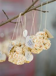 bird seed wedding favors bird seed favors archives southern weddings