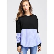 tunic blouse blouses 2017 tunic tops for peplum top striped