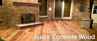 decorative concrete finishes conway arkansas concrete staining