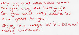 messages to write in christmas cards quotes for all