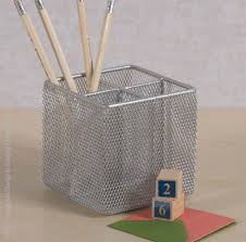 design ideas was the first company to introduce desk accessories from expanded metal mesh today